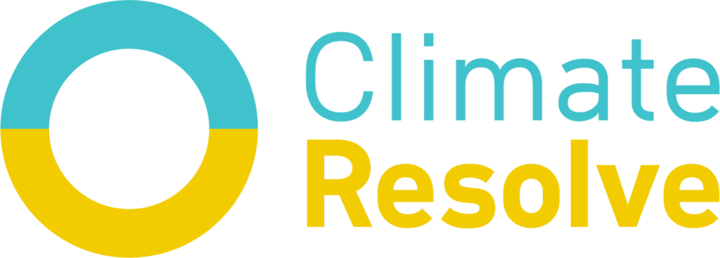 Climate Resolve logo