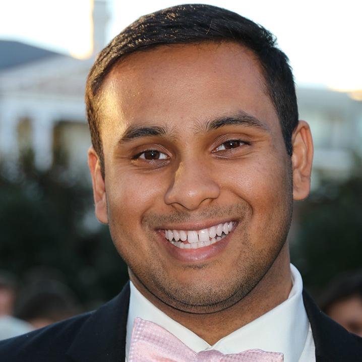 Kirin Kumar Headshot